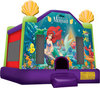 The Little Mermaid Bounce House