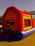 Module Red Bounce House