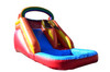 14' Rainbow Xtreme Water Slide