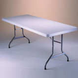 "6"" Rectangle Table"